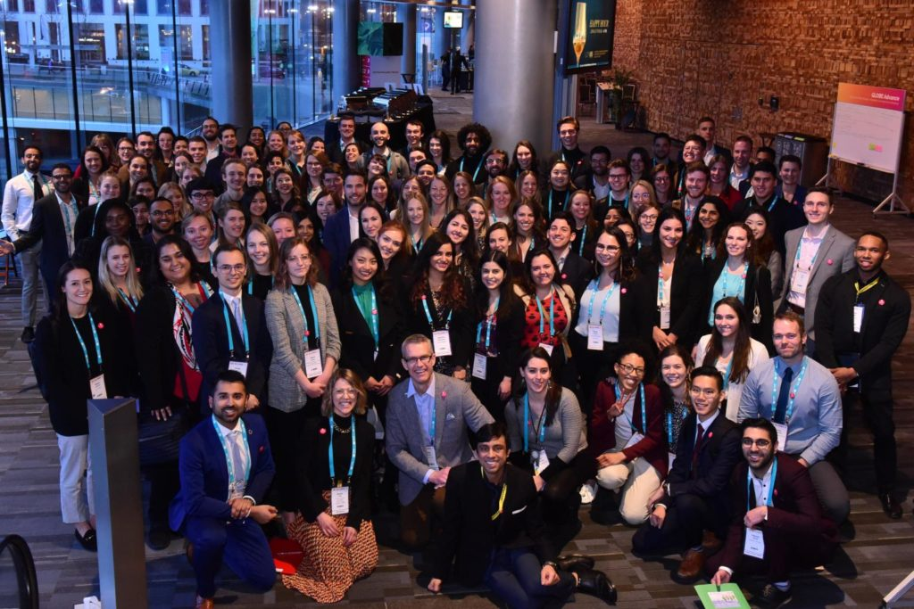 Leading Change Canada group photo