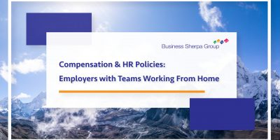 Compensation and HR Policies Graphic