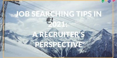 Job Searching Tips in 2021